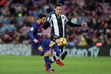 Messi cumple 400 partidos en España