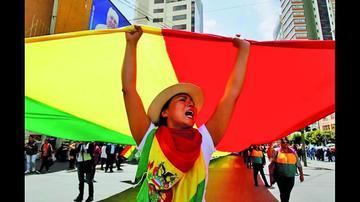 Gobierno dice que conflicto daña imagen del país