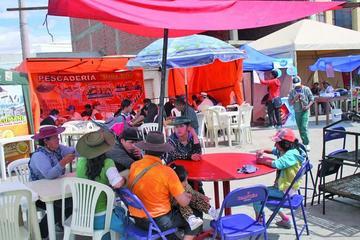 Preparan feria gastronómica por el Dakar