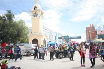 Reservas de hoteles en Uyuni llegan al 80 % de su capacidad