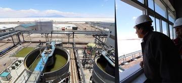 Evo: Planta Industrial de Cloruro de Potasio se inaugura en agosto