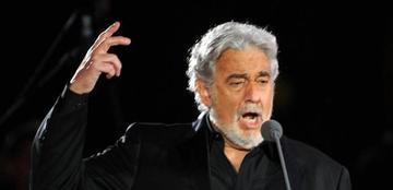 Plácido Domingo celebra 50 años de  su debut en Chile con dos conciertos