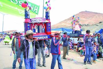 Mañana se lanza el Carnaval Minero