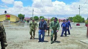 El Regimiento LOA tiene todo listo para recibir al Dakar