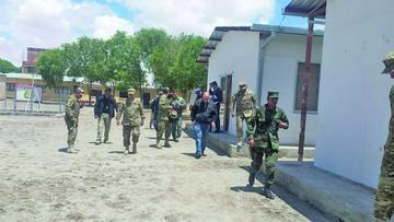 Desplegarán 300 soldados para la seguridad de la competencia