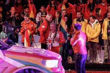 Marco Bulacia mantiene la guardia arriba en la categoría coches