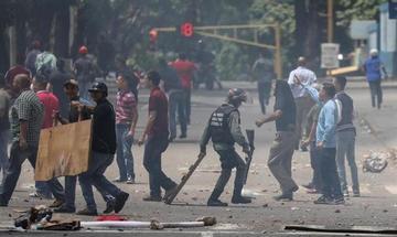Mueren 4 personas en saqueos de comida al oeste de Venezuela