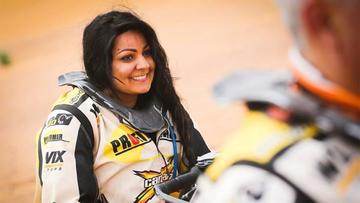 Suany Martínez es la única boliviana que sigue en carrera