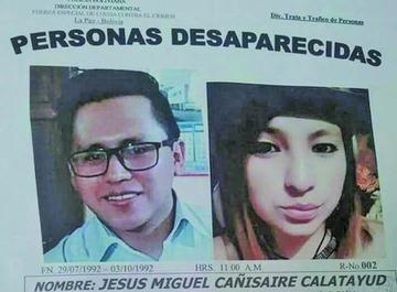 Juez envía a prisión a mujer por desaparición de pareja