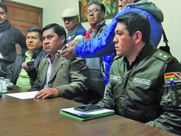 Cejas: el bloqueo afecta la imagen turística de Potosí