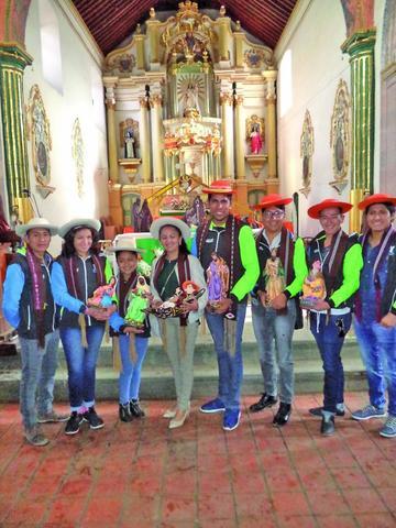 Ballet  Municipal adora al Niño Jesús