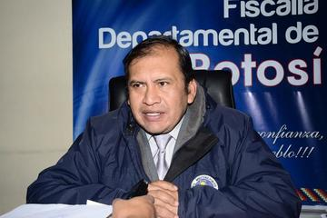 La Fiscalía de Potosí recibe ítem para un médico forense