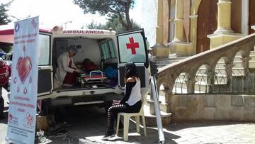 Invierten 1.5 millones de Bolivianos en mejoras en el Banco de Sangre