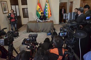 Advierten riesgos para el ejercicio de libertad de expresión en Bolivia