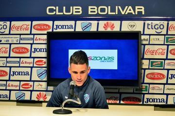 Bolívar confirma el regreso de Callejón