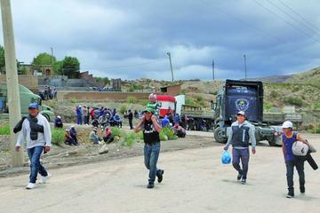 Conflictos sociales afectan recaudación de regalías mineras