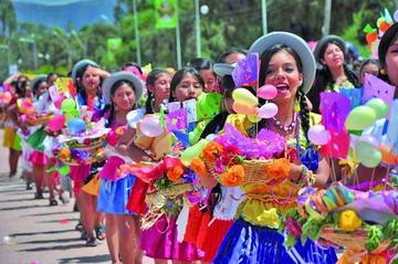 Boltur ofrece paquetes al carnaval de Oruro y Tarija