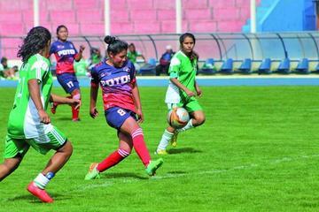 Potosí golea 9-1 a Santa Cruz en la Copa Bolivia