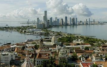 Ordenan evacuar 16 edificios en Colombia por riesgo de derrumbe