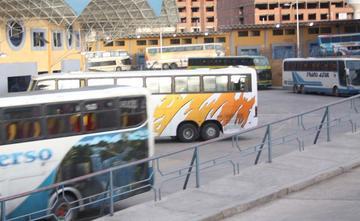 Empresas optan por la suspensión de viajes a Potosí por temor a paro