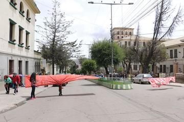 COD llama a ampliado para proyectar el paro indefinido en Potosí