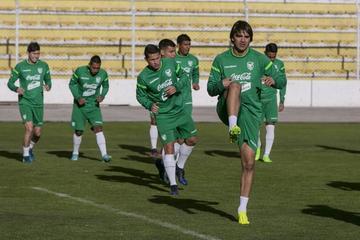 Bolivia mantiene posición en el ranking FIFA