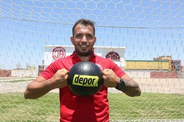 Enzo Borges refuerza la delantera de Nacional Potosí