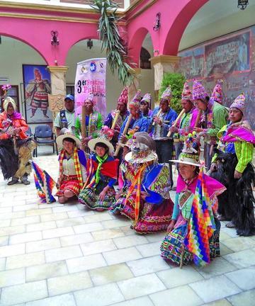 Invitan al III Festival de la Pinkillada en Arampampa