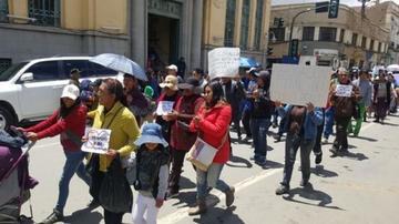 Protestas apuntan al 22 de enero y sectores del MAS apoyarán a Evo