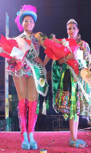 El Carnaval Minero ya tiene reina y ñusta