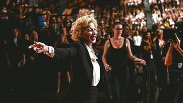 Inicia fiesta para los premios Goya