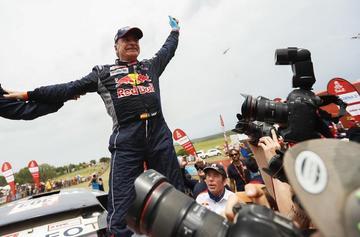 Carlos Sainz y Matthias Walkner ganan el Dakar