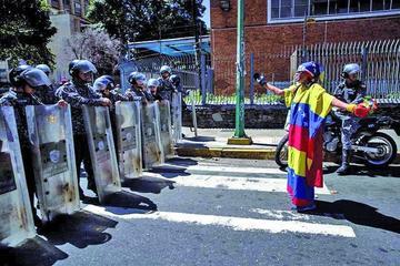 La UE sanciona a funcionarios del Gobierno de Nicolás Maduro