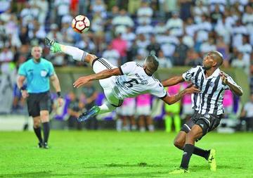 Wanderers y Olimpia abren el telón de la Copa con empate