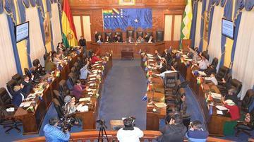 Senado aprueba el proyecto de ley para abrogar el Código Penal