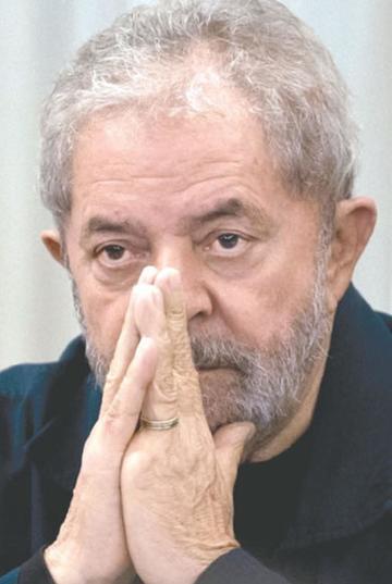 La justicia brasilera confirma y sube la condena a prisión a Lula