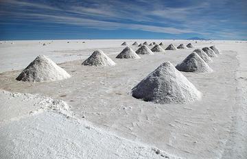 Cinco empresas pugnan por construir la Planta de Carbonato de Litio