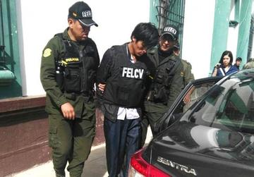 Capturan a joven acusado de feminicidio-infanticidio