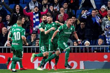 Leganés vence a Real y pasa a semifinales