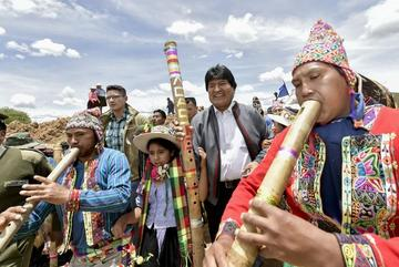 En pinkillada piden preservar la cultura