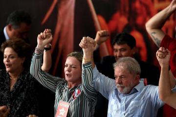El PT ignora la condena de Lula y lanza candidatura presidencial