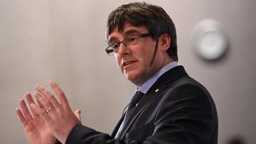 Gobierno acude a la justicia por candidatura de Puigdemont