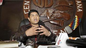 COB anuncia congreso para abril para elegir a la nueva dirigencia