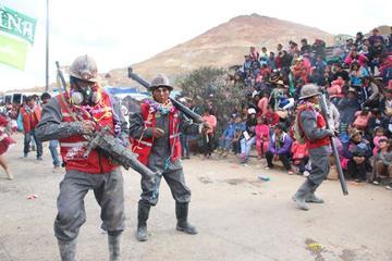 Gobernación bailará en el Carnaval Minero