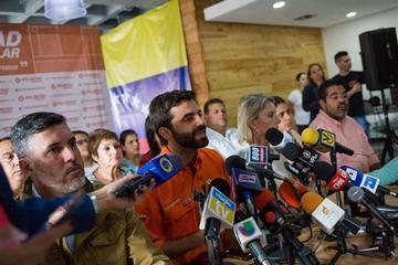 Oposición rechaza veto para ir a las presidenciales en Venezuela