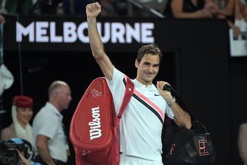 Federer desea su vigésimo Grand Slam