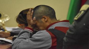Eliot León va a la cárcel de Chonchocoro por asesinato