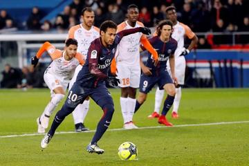 París Saint Germain vuelve a ganar en el retorno de Neymar