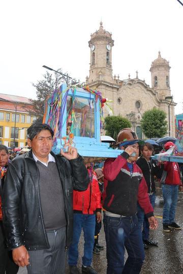 Despiden con alegría el Carnaval Minero
