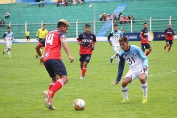 Potosinos sufren para vencer a Oruro en la Copa Bolivia